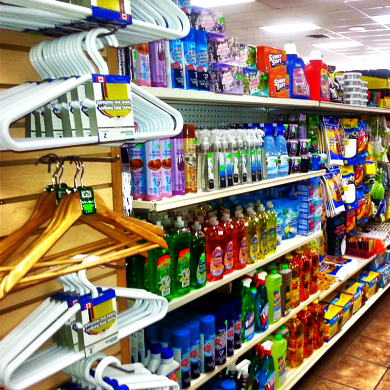 Cleaning Products | Dollar Dollar Superstore | Penticton, British Columbia