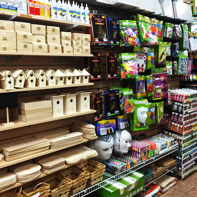 Craft Supplies | Dollar Dollar Superstore | Penticton, British Columbia