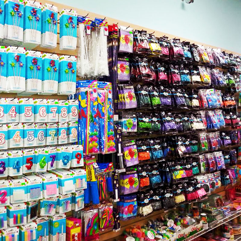Party Supplies | Dollar Dollar Superstore | Penticton, British Columbia